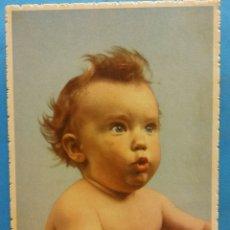 Postales: POSTAL Nº 361/5. BEBÉ ASOMBRADO. NUEVA. Lote 179381905
