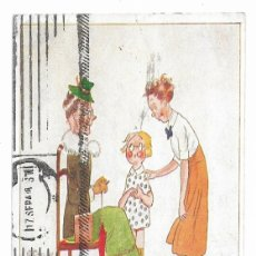 Postales: TARJETA POSTAL, PHOTOCHROM CO. LTD. CIRCULADA. Lote 181604003