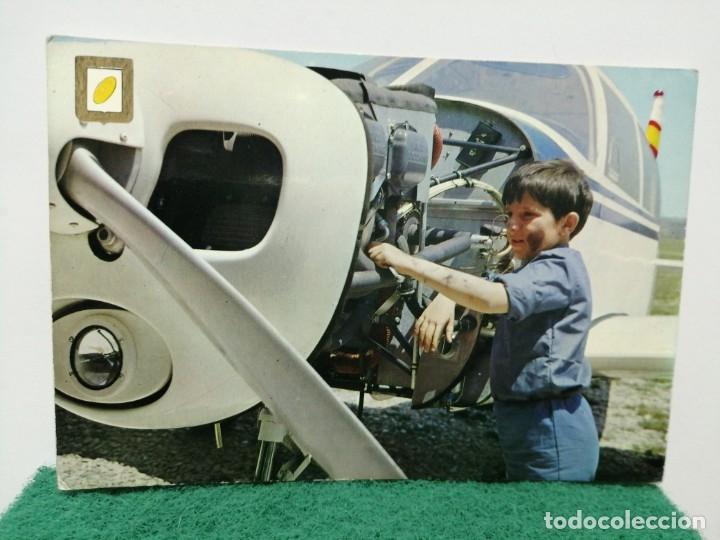 POSTAL ANÉCDOTAS DE LA MILI (Postales - Postales Temáticas - Niños)