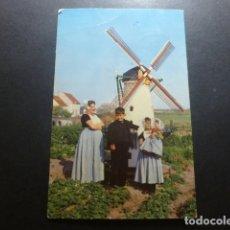 Postales: NIÑOS HOLANDESES POSTAL . Lote 183395900