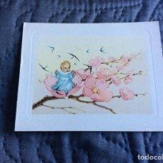 Postales: TARJETA DIPTICAS CON EL TEMA, NIÑOS. EDITADOS EN ITALIA EN LOS AÑOS 50. Lote 183564352