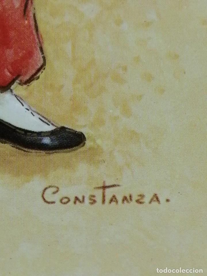 Postales: POSTAL FELICITACIÓN EN RELIEVE CONSTANZA C Y Z - Foto 2 - 183750072