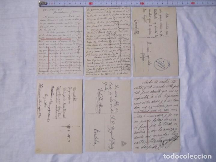Postales: 19 postales de niños, principios del siglo XX - Foto 3 - 185988136