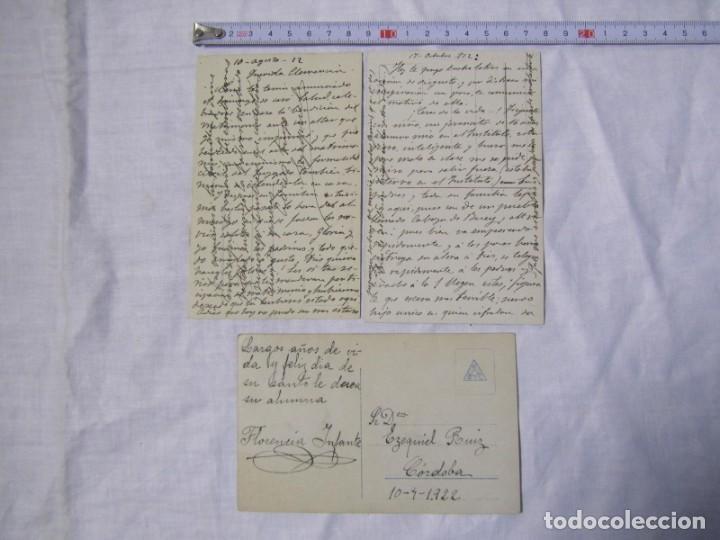 Postales: 19 postales de niños, principios del siglo XX - Foto 7 - 185988136