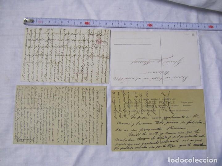 Postales: 19 postales de niños, principios del siglo XX - Foto 9 - 185988136