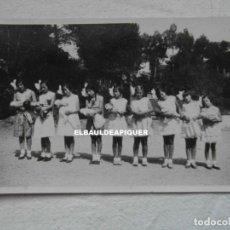 Postales: NIÑAS JUGANDO CON MUÑECAS. CCTT. Lote 190449852