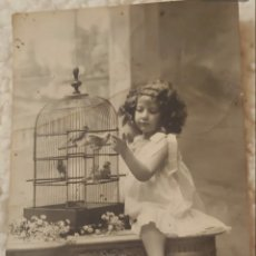 Postales: POSTAL 1911. FOTOGRAFO IRISA. Lote 191472920