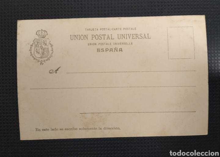 Postales: C.R. COLECCIÓN CÁNOVAS, SERIE K. 3, COSAS DE RAPACES, CASTILLA. - Foto 2 - 194076176