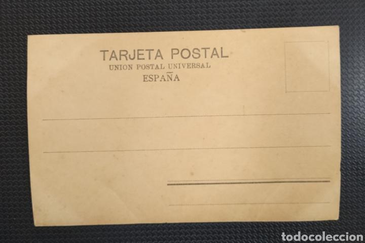 Postales: C.R. POSTAL ANTIGUA , NIÑA DE LA ÉPOCA LEYENDO UN LIBRO - Foto 2 - 194076998