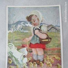 Postales: PEQUEÑA MAMÁ - ARNULF - POSTAL S/C. Lote 194187895