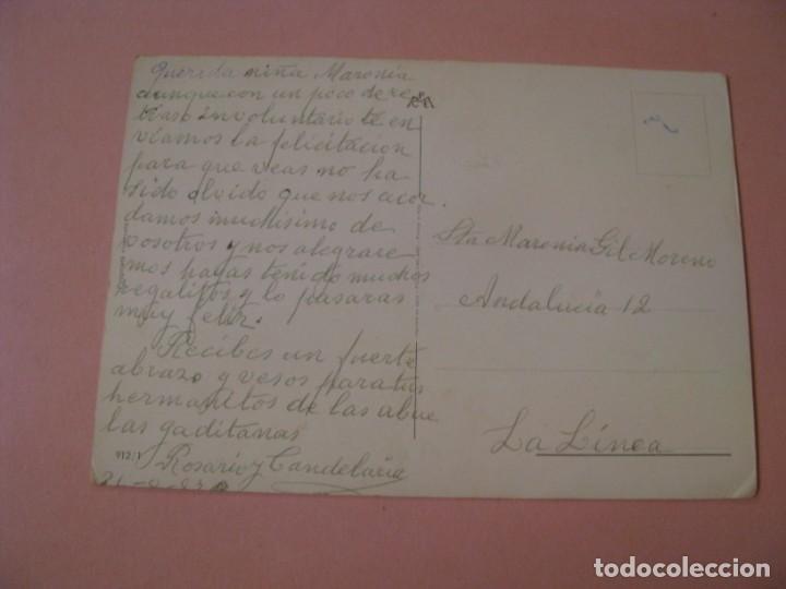 Postales: POSTAL DE ED. PCME, 912/1. ITALIA. ESCRITA. - Foto 2 - 194510605