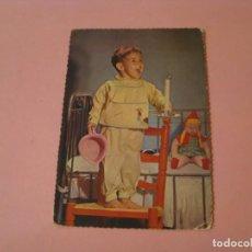 Postales: POSTAL DE ED. BARCO VELERO 3037. SIN CIRCULAR.. Lote 194511667
