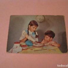 Postales: POSTAL DE ED. BARCO VELERO 3037. ESCRITA. . Lote 194512075