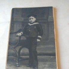 Postales: POSTAL DE NIÑO DE 1914. Lote 194951378