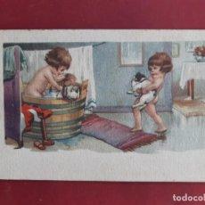 Postales: 1923-CIRCULADA CON SELLO-. Lote 195100032