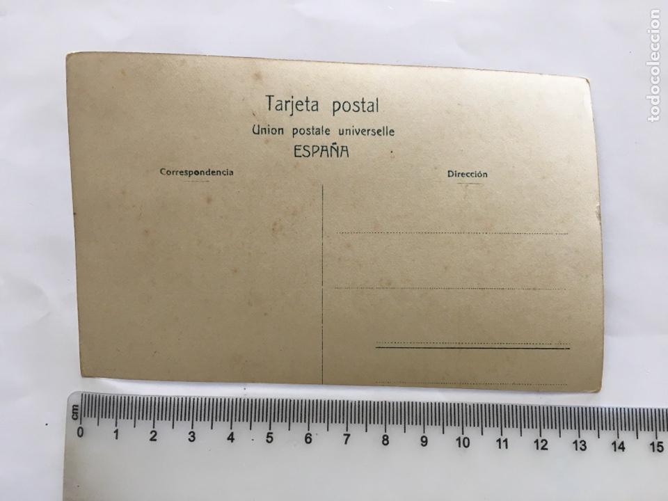 Postales: POSTAL ROMÁNTICA. EN LA SACRISTÍA. H. 1920?. - Foto 2 - 195182532