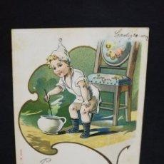 Postales: TARJETA POSTAL. INFANTIL.. Lote 195826388