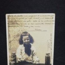 Postales: TARJETA POSTAL. INFANTIL. . Lote 195826813