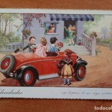 Postales: POSTAL SIN CIRCULAR. Lote 196196563