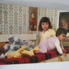 Postales: HAGA SU OFERTA - POSTAL INFANTIL NIÑOS O BEBES - FAMILIARES - CUMPLEAÑOS ETC. Lote 207120292