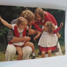 Postales: HAGA SU OFERTA - POSTAL INFANTIL NIÑOS O BEBES - FAMILIARES - CUMPLEAÑOS ETC. Lote 207130626