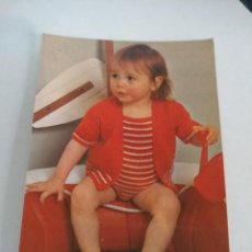Postales: HAGA SU OFERTA - POSTAL INFANTIL NIÑOS O BEBES - FAMILIARES - CUMPLEAÑOS ETC. Lote 207130680