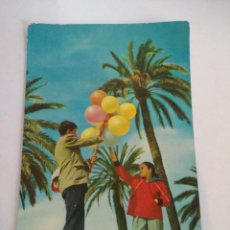 Postales: HAGA SU OFERTA - POSTAL INFANTIL NIÑOS O BEBES - FAMILIARES - CUMPLEAÑOS ETC. Lote 207130736