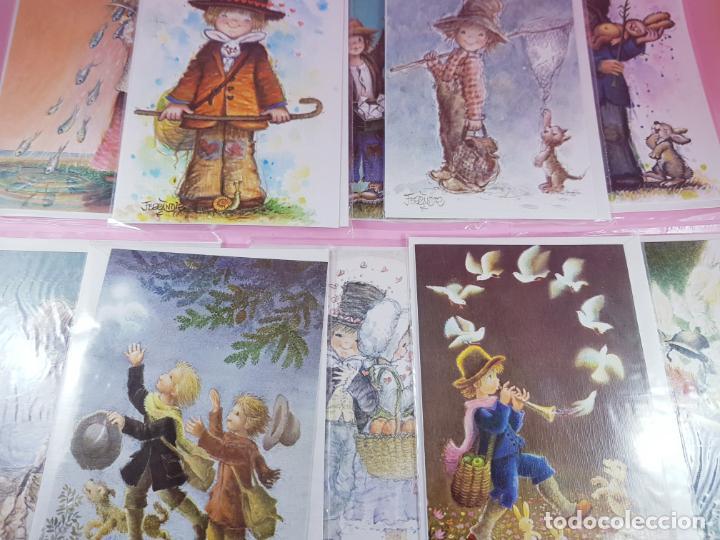 Postales: 184/LOTE 14 POSTALES-FERRÁDIZ-NUEVAS-PRECINTADAS-EXCELENTE-VER FOTOS - Foto 8 - 209384130