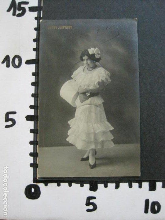 Postales: PETIT JUVENT-FOTOGRAFICA-POSTAL ANTIGUA-VER FOTOS-(73.419) - Foto 5 - 214754915