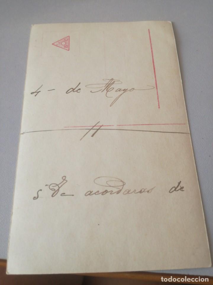Postales: Antigua tarjeta postal Editorial Amag - Foto 3 - 214808372