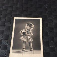 Postales: PRECIOSA Y ANTIGUA POSTAL- MUÑECA - LA DE LA FOTO - NO TE LA PIERDAS VER TODAS MIS POSTALES. Lote 219988973