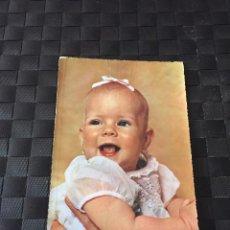 Postales: PRECIOSA POSTAL- BEBE - LA DE LA FOTO - NO TE LA PIERDAS VER TODAS MIS POSTALES. Lote 219999066