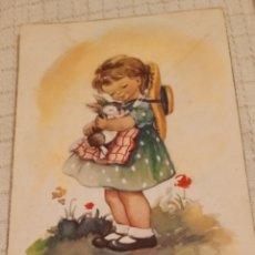 Postales: POSTAL INFANTIL EDICIONES C Y Z. Lote 221721065