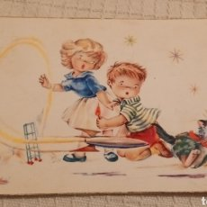 Postales: ANTIGUA POSTAL INFANTIL. Lote 221725610