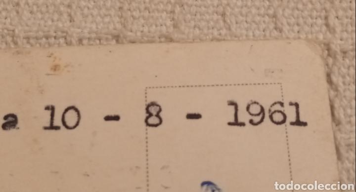 Postales: Antigua postal 1961 - Foto 3 - 221726131