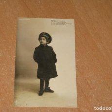 Postales: POSTAL DE NIÑOS DE MADRID. Lote 222524756