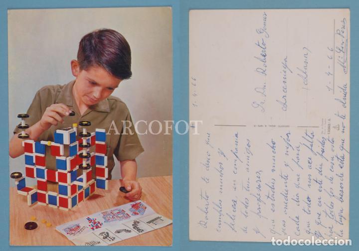 ANTIGUA TARJETA POSTAL - 13393 / A (Postales - Postales Temáticas - Niños)