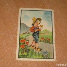 Postales: POSTAL DE NIÑA. Lote 226336655