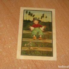 Postales: POSTAL DE NIÑO. Lote 226338755