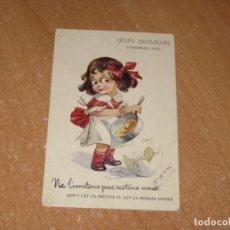 Postales: POSTAL DE NIÑA. Lote 226338870