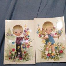 Postales: NIÑOS POSTAL C Y Z 7400 19/31 C. Lote 234319115