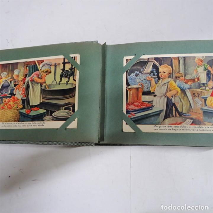 Postales: MAGNIFICO ALBUM APAISADO CON 100 POSTALES DE NIÑOS Y NIÑAS. 20X13 CMS . MUY BUEN ESTADO. - Foto 4 - 237553225