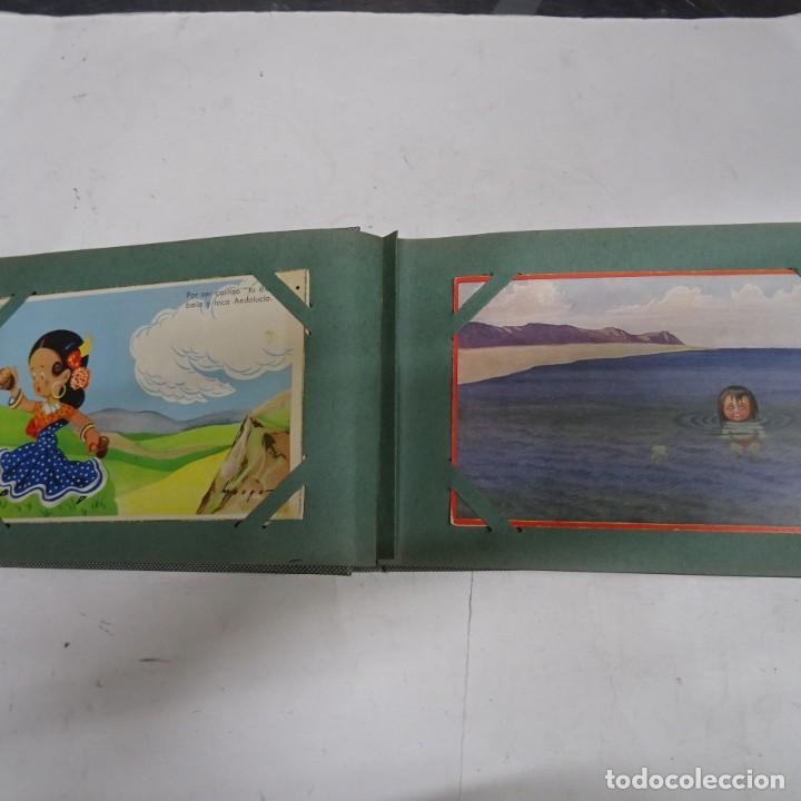 Postales: MAGNIFICO ALBUM APAISADO CON 100 POSTALES DE NIÑOS Y NIÑAS. 20X13 CMS . MUY BUEN ESTADO. - Foto 8 - 237553225