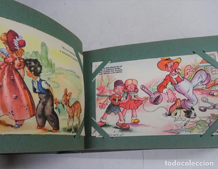 Postales: MAGNIFICO ALBUM APAISADO CON 100 POSTALES DE NIÑOS Y NIÑAS. 20X13 CMS . MUY BUEN ESTADO. - Foto 16 - 237553225