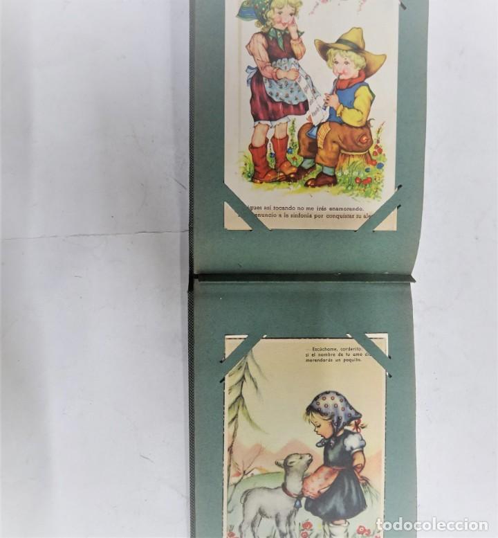 Postales: MAGNIFICO ALBUM APAISADO CON 100 POSTALES DE NIÑOS Y NIÑAS. 20X13 CMS . MUY BUEN ESTADO. - Foto 38 - 237553225