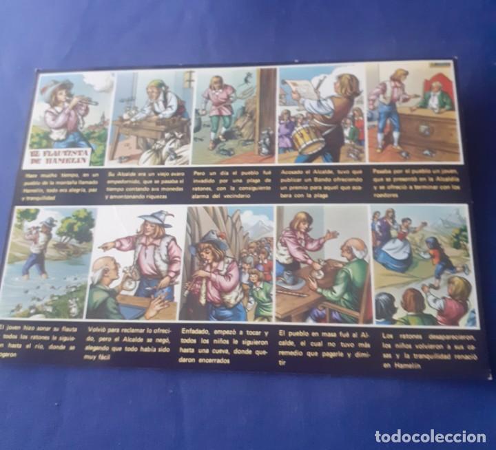 Postales: Lote de 4postales de los años 60 de cuentos infantiles sin circular - Foto 4 - 251644470