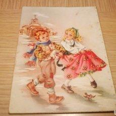 Postales: ANTIGUA POSTAL DE NIÑOS - CIRCULADA. Lote 262291595