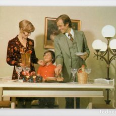 Postales: FAMILIA AÑOS 70. SERIE 6169/4 ♦ SAVIR, 1975. Lote 270415938