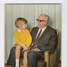Postales: ABUELO CON NIETO. SERIE 1088/1 ♦ POSTALES VIKINGO, 1971. Lote 270416058