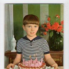Postales: CUMPLEAÑOS. SERIE 1020/2 ♦ POSTALES VIKINGO, 1969. Lote 270416118